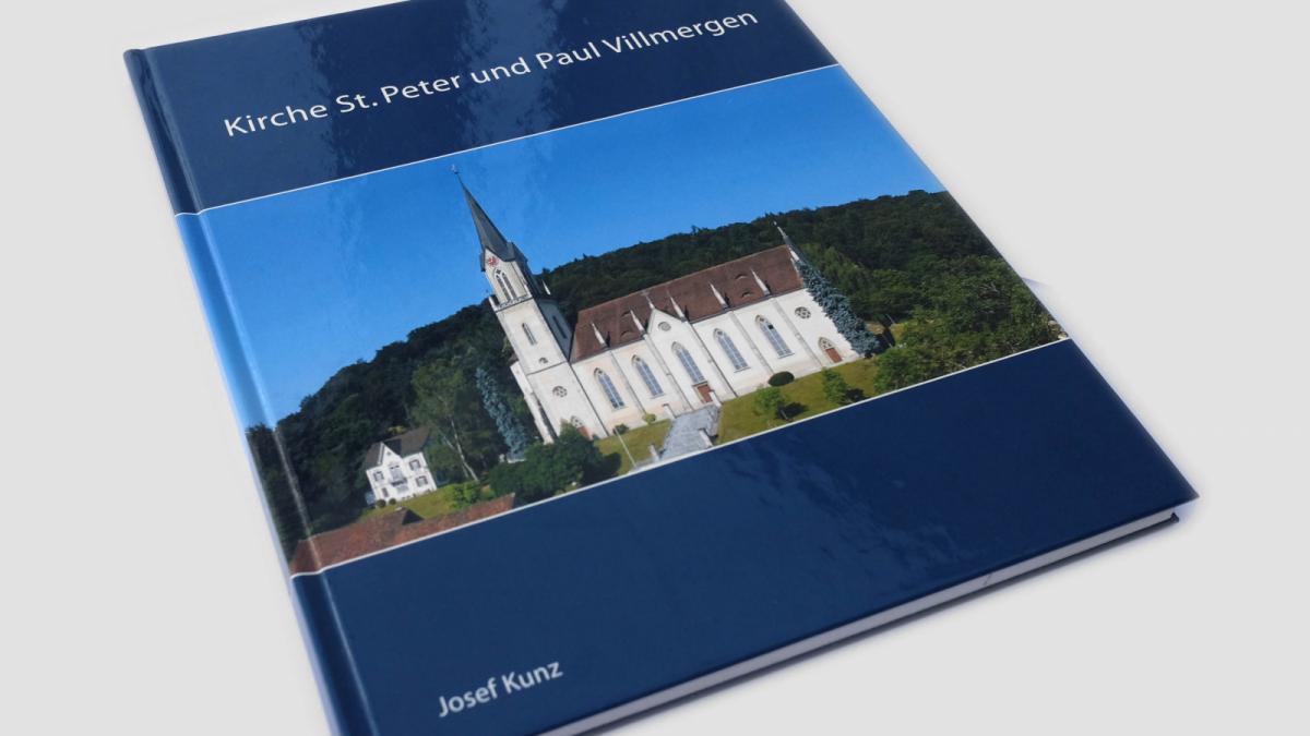Jubiläumsschrift 150 Jahre Pfarrkirche Villmergen