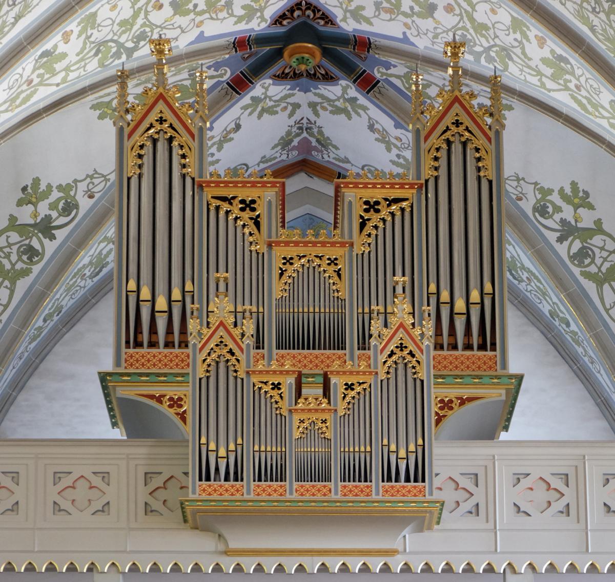 Metzler-Orgel Villmergen AG